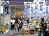 石垣市公設市場・写真