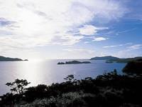 外地島展望台