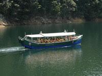 自然観察船ゴンミキ号