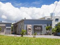 沖縄南の島陶芸工房・写真