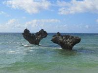 ティーヌ浜・写真