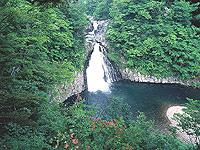 法体の滝・写真