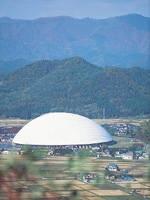 大館樹海ドーム・写真