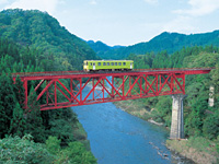 秋田内陸縦貫鉄道・写真