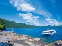 田沢湖遊覧船・写真