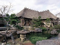 史跡保存伝承の里 天鷺村・写真