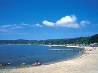 戸賀湾・写真
