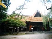 秋田県立博物館分館 旧奈良家住宅・写真