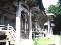 赤神神社五社堂・写真
