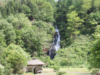 七滝・写真