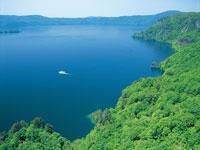 十和田湖(秋田側)・写真