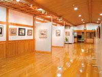 大仙市産業展示館・写真