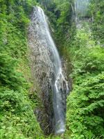 茶釜の滝・写真
