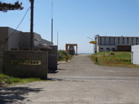 宇宙航空研究開発機構 能代ロケット実験場(見学)・写真