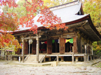 鈴立山若松寺