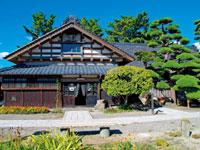 旧青山本邸・写真