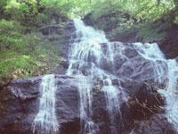 まぼろしの滝・写真