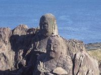 十六羅漢岩・写真