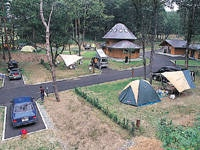 鮭川村エコパーク栗の木オートキャンプ場