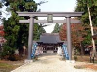 戸澤神社・写真