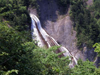 滑川の大滝・写真