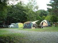 しらかば公園キャンプ場・写真
