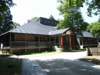 三島町生活工芸館・写真
