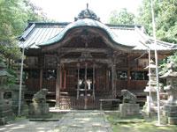 安達太良神社・写真