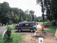 羽鳥湖畔オートキャンプ場・写真