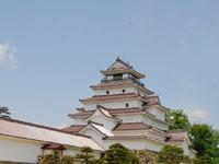 若松城天守閣郷土博物館・写真