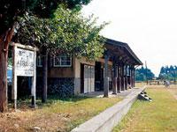 日中線記念館・写真
