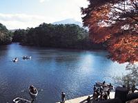 五色沼湖沼群・写真