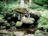 磐梯西山麓湧水群