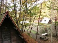 やながわ希望の森公園お林キャンプ村・写真