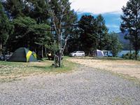 桧原西湖畔オートキャンプ場・写真