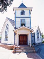 若松栄町教会・写真