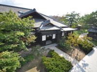 福島市旧堀切邸・写真