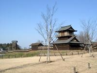 逆井城跡公園・写真