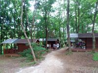 ルーラル吉瀬・フォンテーヌの森つくばキャンプ場・写真