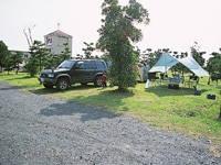 大洗サンビーチキャンプ場・写真