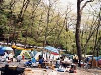 小滝沢キャンプ場・写真