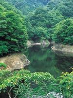 竜神峡・写真