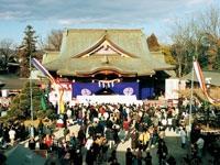 笠間稲荷神社・写真
