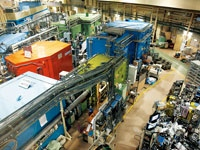 高エネルギー加速器研究機構・写真