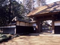 水海道風土博物館 坂野家住宅・写真