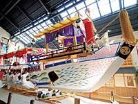 北茨城市漁業歴史資料館「よう・そろー」・写真