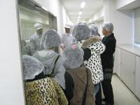 日本ハムファクトリー 茨城工場(見学)・写真