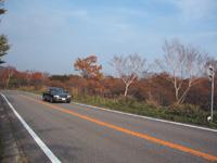那須高原線(旧ボルケーノハイウェイ)・写真