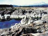 籠岩・写真
