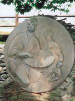 ロマンの碑・写真